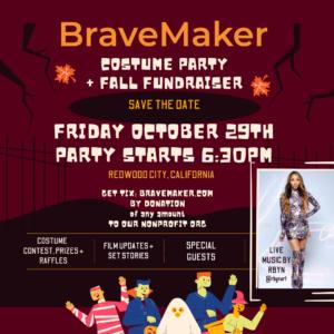 updatedBRAVEMAKER Halloween Party